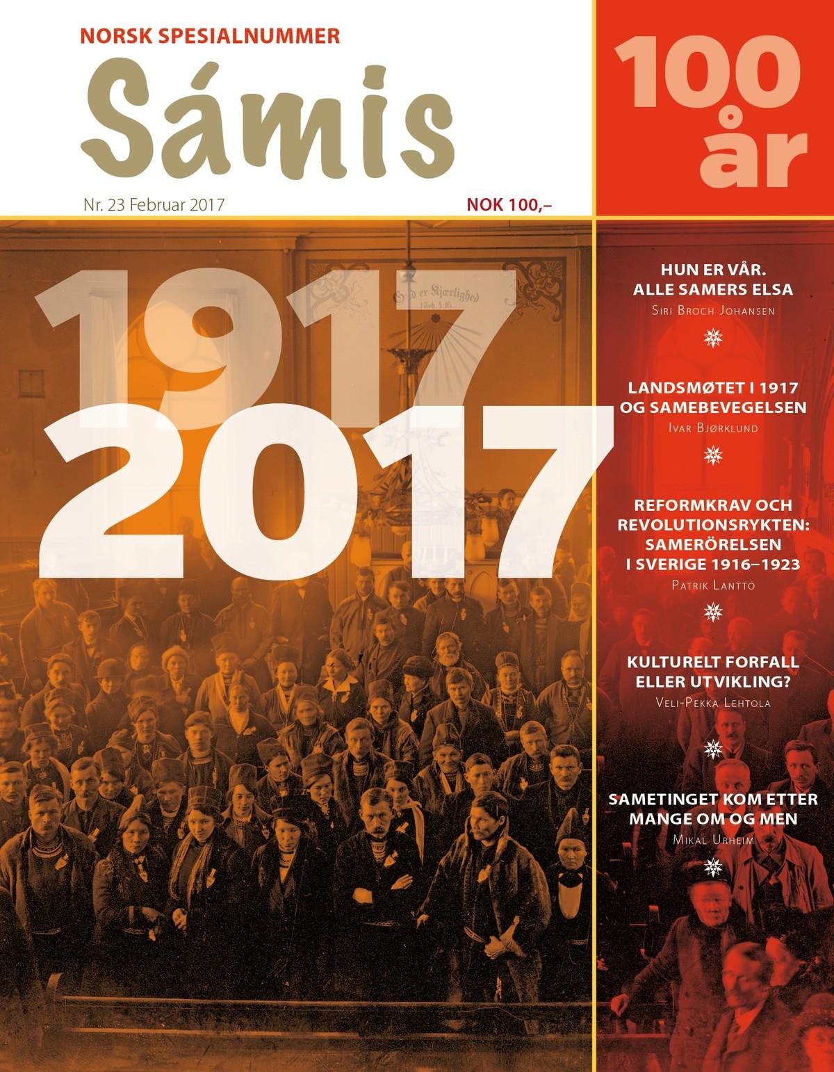 Samisk norsk ordbok