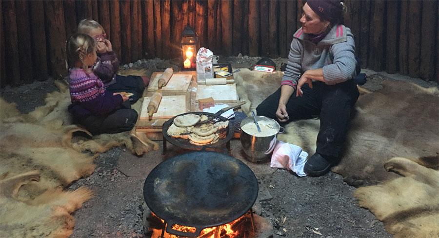 Laejpieh-baking i Snåsa